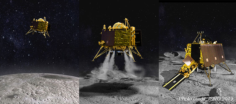 Moon Mission with Sherborne Sensors